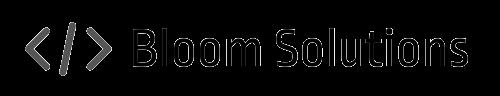 Bloom Solutions - Software Development